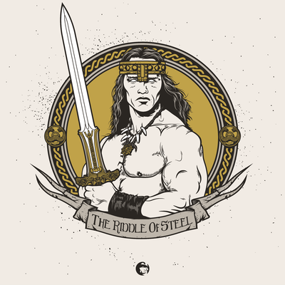 "King of Clubs: ""King Conan"" Handbill Set by Patrick Connan - Hero Complex Gallery  - 2"