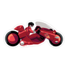 """Kaneda's Bike"" Sticker by Craig Drake"