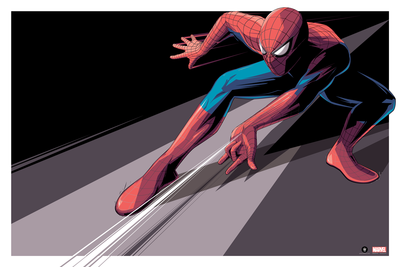 """Spider-Man"" by Craig Drake"