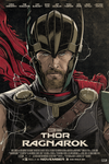 """Thor - The Contender"" by Cristiano Siqueira - Hero Complex Gallery"