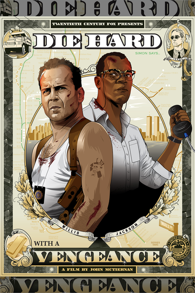 """Die Hard with a Vengeance"" by Cryssy Cheung"