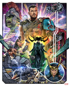 """Thor: Ragnarok"" Metallic Variant by Cuyler Smith"