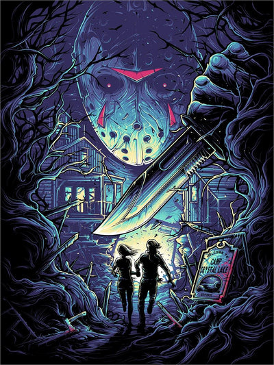 """His Name Was Jason"" by Dan Mumford"