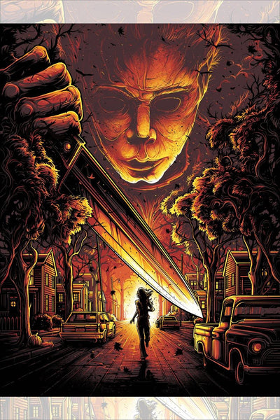 """He Came Home"" by Dan Mumford"