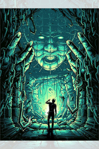"""We Have Such Sights to Show You"" by Dan Mumford"