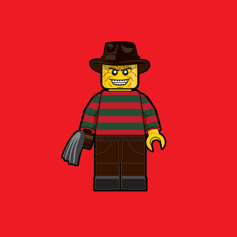 """LEGO Freddy"" by Dan Shearn - Hero Complex Gallery"