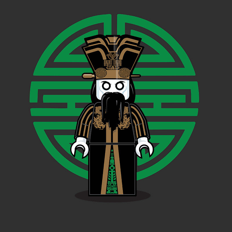 """LEGO Lo Pan"" by Dan Shearn - Hero Complex Gallery"