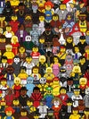 """LEGO Memories Compilation"" by Dan Shearn - Hero Complex Gallery"