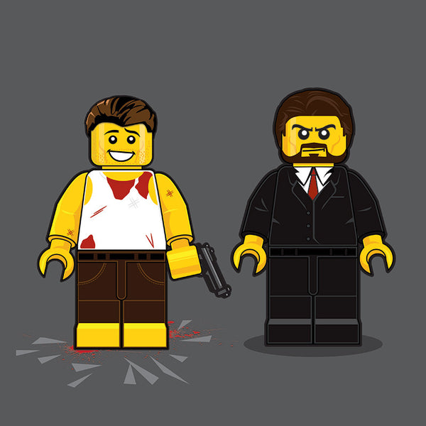 """LEGO Die Hard"" by Dan Shearn - Hero Complex Gallery"