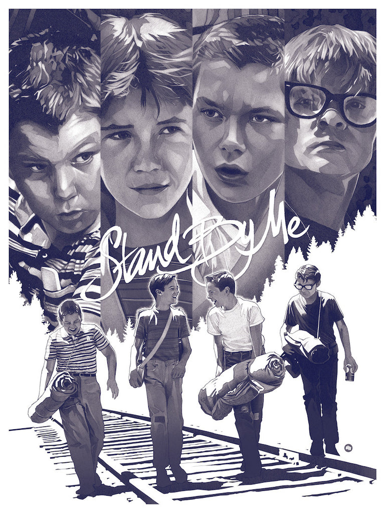 """Stand by Me"" Variant by Dani Blázquez - Hero Complex Gallery"