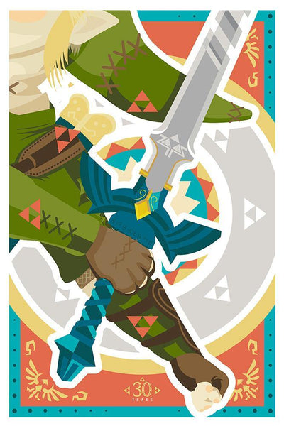 """Link"" by Danny Haas - Hero Complex Gallery"