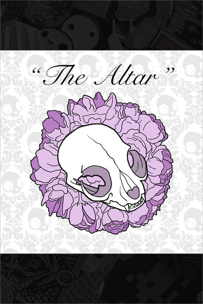 "694. ""The Altar"" Pin by Megan Majewski"
