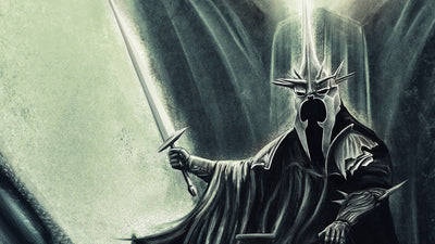 """Lord of the Nazgûl"" by Chris Skinner - Hero Complex Gallery  - 3"