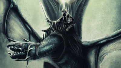 """Lord of the Nazgûl"" by Chris Skinner - Hero Complex Gallery  - 2"