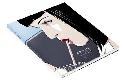 Craig Drake Vol. I Art Book - Hero Complex Gallery  - 2