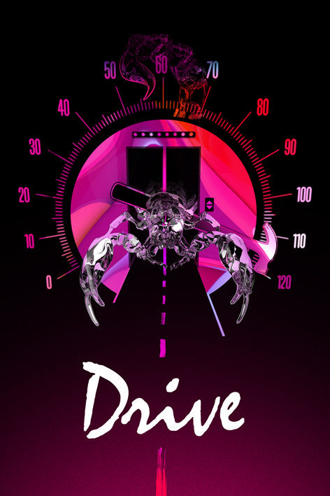 """Drive"" by Ben Thomas - Hero Complex Gallery  - 1"