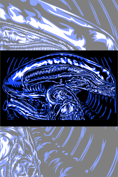 """Xenomorph"" by Duke Duel"