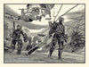 """Edge of Tomorrow"" by New Flesh - Hero Complex Gallery"