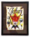 "Joker: ""Joker's Wild"" Original by Eric Tan - Hero Complex Gallery"