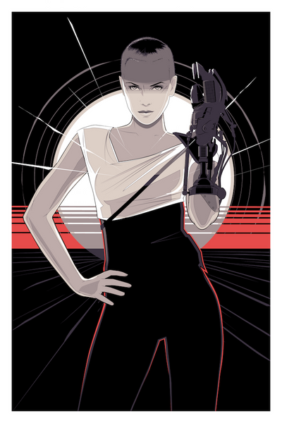 """Furiosa"" by Craig Drake - Hero Complex Gallery"