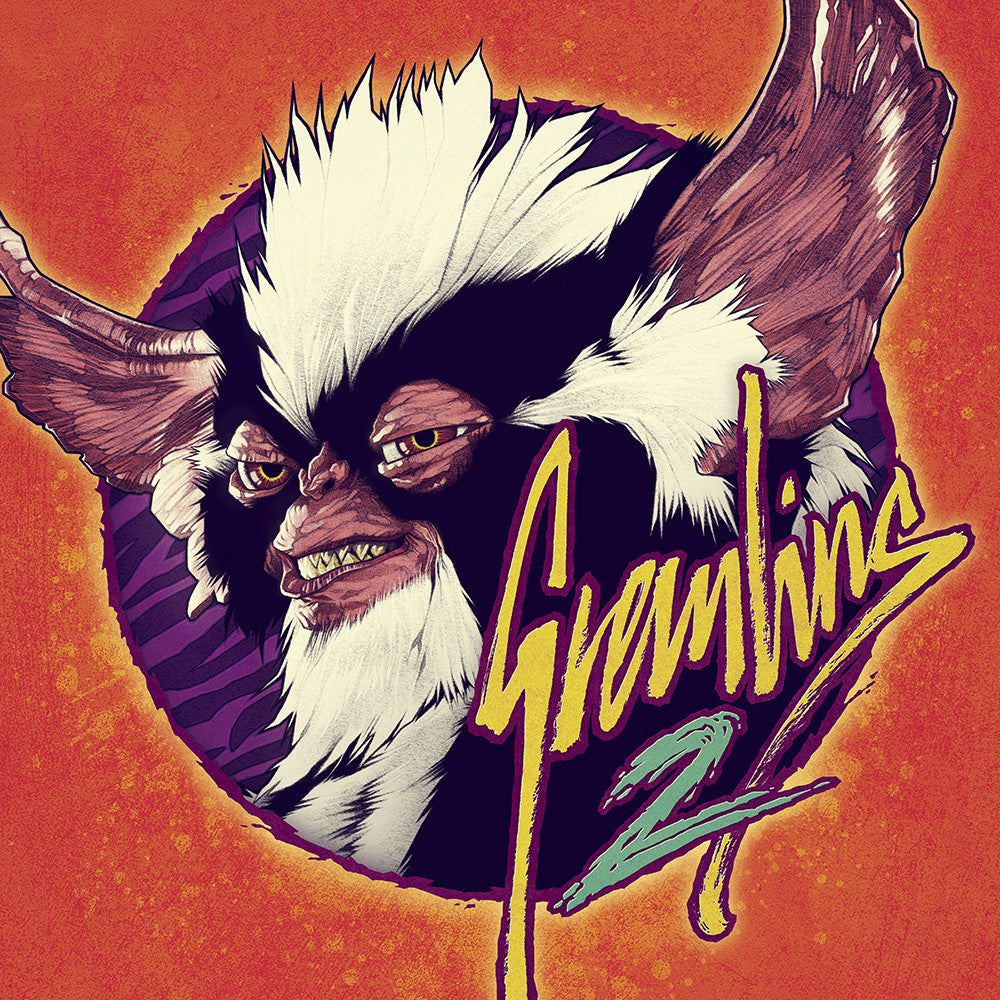 """Gremlins 2: The New Batch"" by Dani Blázquez - Hero Complex Gallery  - 2"