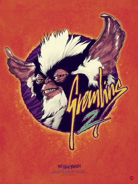 """Gremlins 2: The New Batch"" by Dani Blázquez - Hero Complex Gallery  - 1"