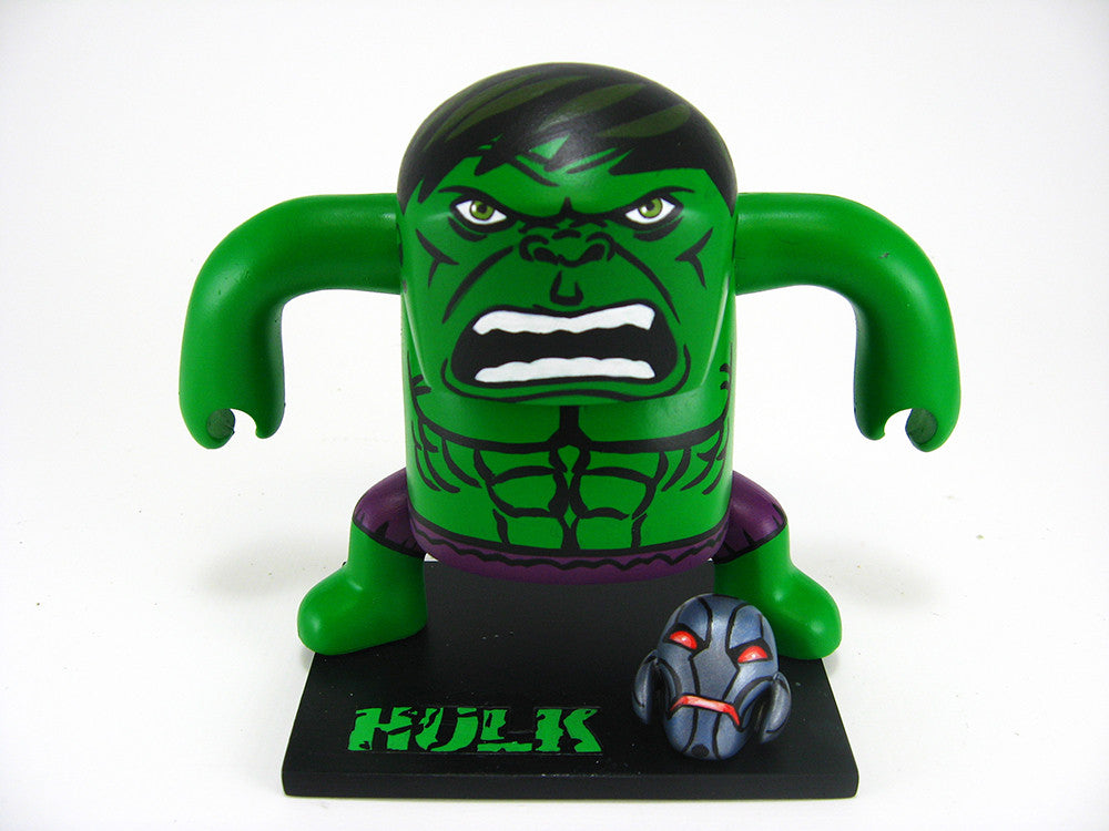 """The Hulk"" by Geoff Trapp"