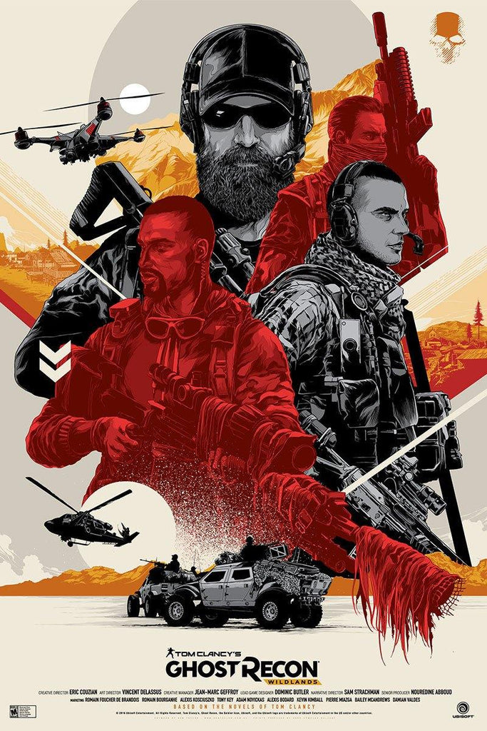 """Ghost Recon Wildlands 2"" by Ken Taylor"