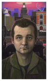 Starring Bill Murray as...Peter Venkman by Matthew Rabalais - Hero Complex Gallery