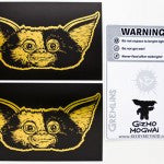 """Gizmo"" Card Gold Pack by Beery Method - Hero Complex Gallery  - 3"