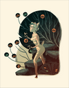 """Faun"" by Glen Brogan - Hero Complex Gallery"