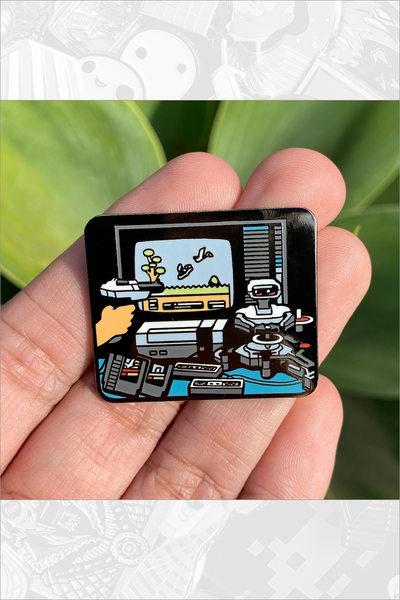 """Duck Hunt NES"" Pin by Glen Brogan"