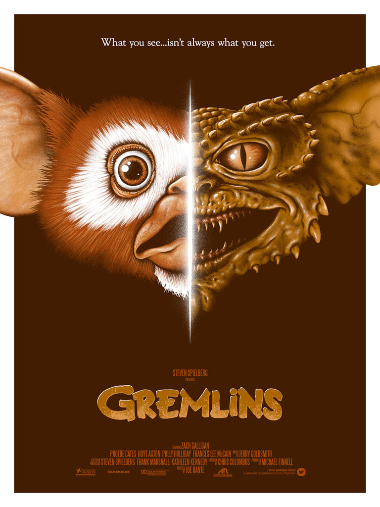 """Gremlins"" by Adam Rabalais - Hero Complex Gallery"