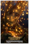 """Groot"" by Casey Callender - Hero Complex Gallery"