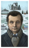 Starring Bill Murray as...Phil Connors by Matthew Rabalais - Hero Complex Gallery