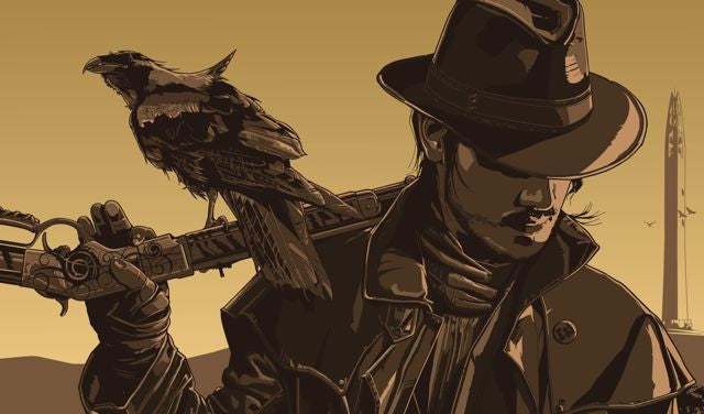 """GUNSLINGER"" by THE DARK INKER - Hero Complex Gallery  - 2"