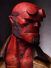 """Hellboy Red"" by William Paquet $450.00 - SOLD OUT - Hero Complex Gallery  - 1"