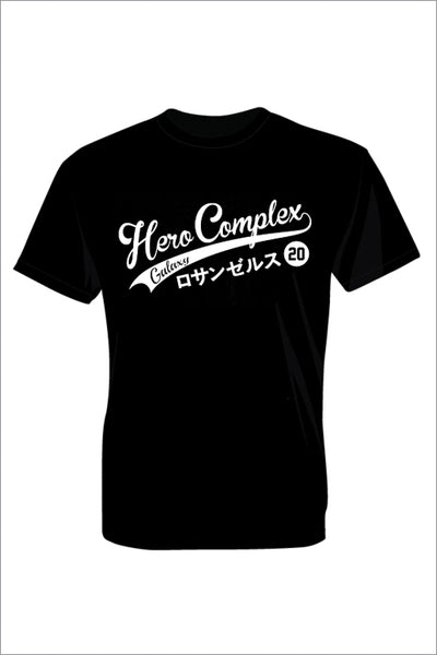 Hero Complex Galaxy T-shirt