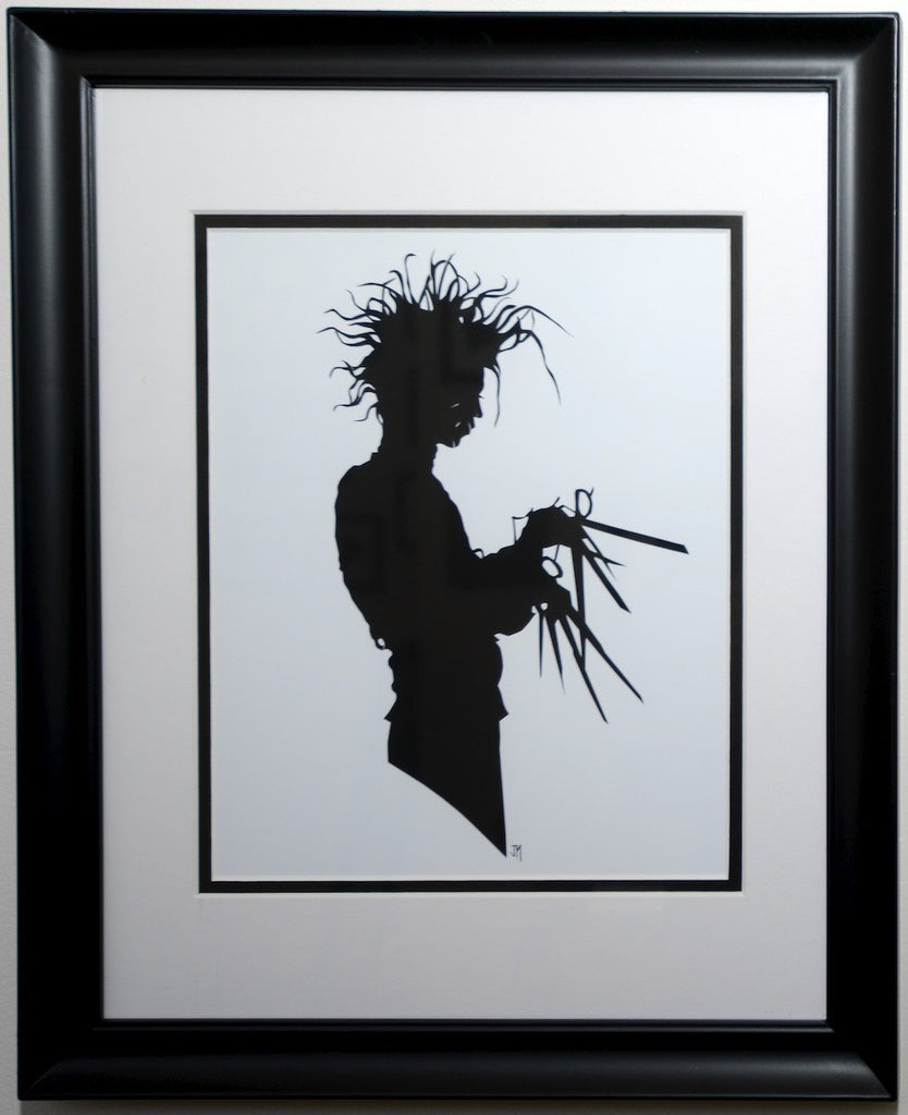 "1.  ""Edward Scissorhands"" by Jordan Monsell"