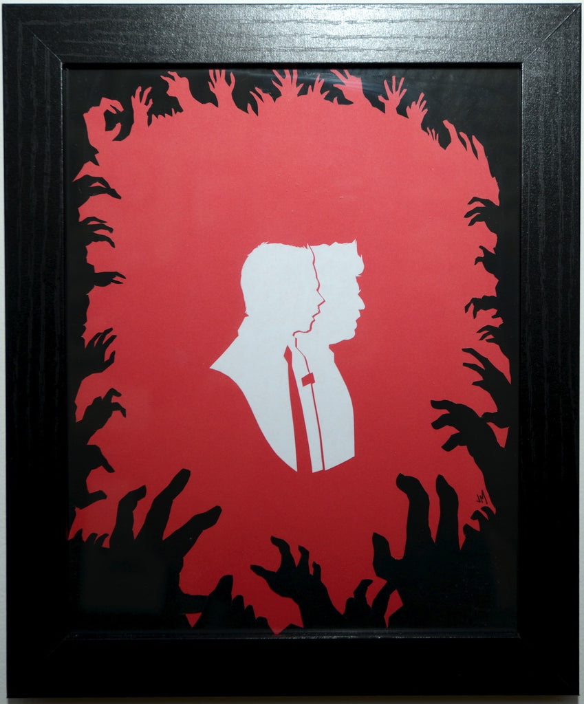 "19.  ""Shaun of the Dead"" by Jordan Monsell - Hero Complex Gallery"