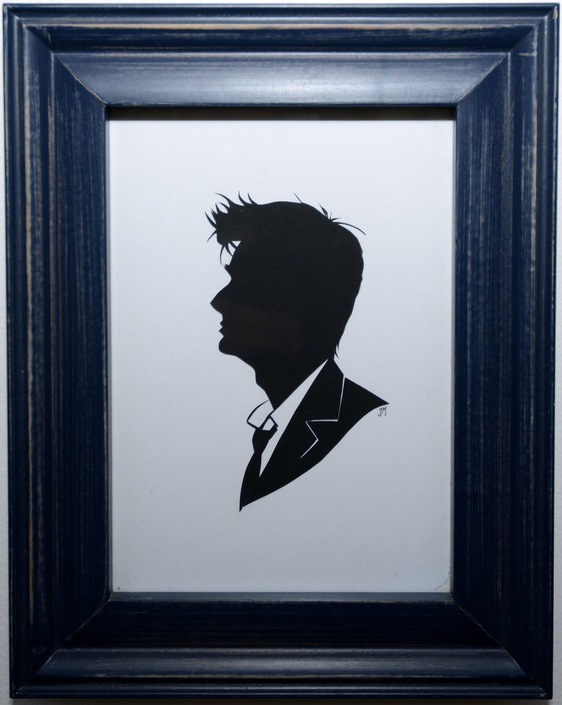 "31.  ""The 10th Doctor"" by Jordan Monsell - Hero Complex Gallery"