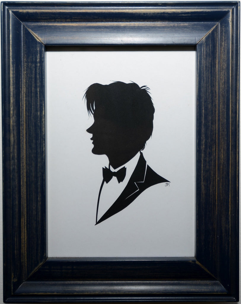 "37.  ""The 11th Doctor"" by Jordan Monsell - Hero Complex Gallery"