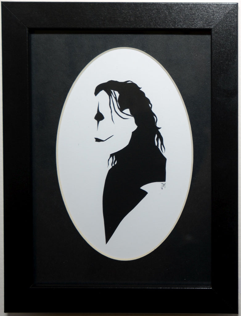 "68.  ""The Crow"" by Jordan Monsell - Hero Complex Gallery"