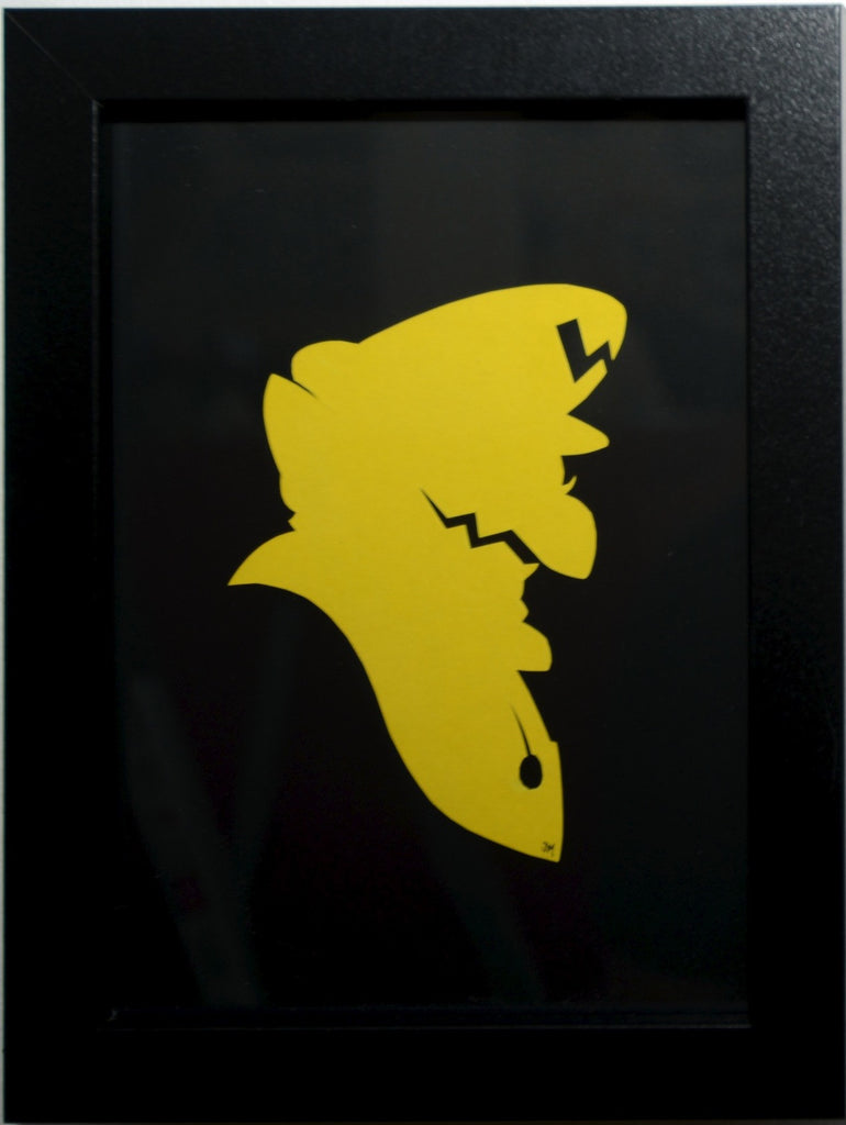 "75.  ""Wario"" by Jordan Monsell - Hero Complex Gallery"