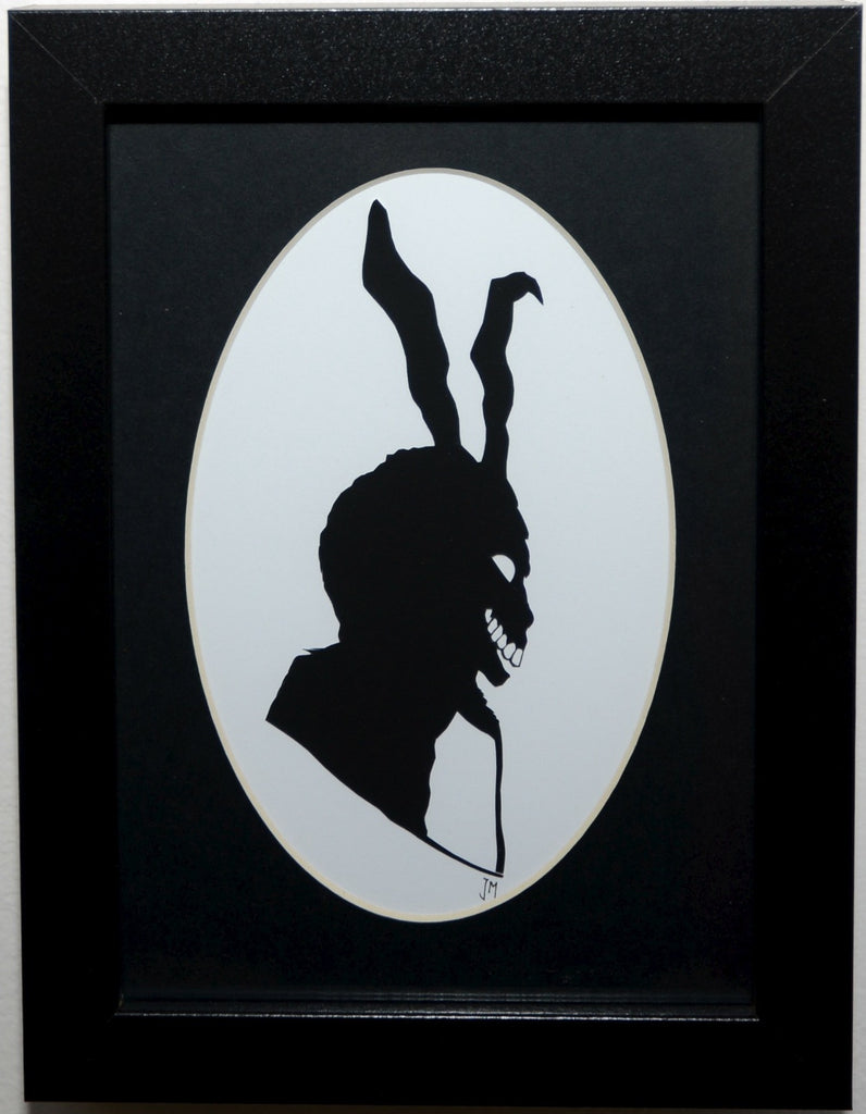"82.  ""Bunny (Donnie Darko)"" by Jordan Monsell - Hero Complex Gallery"