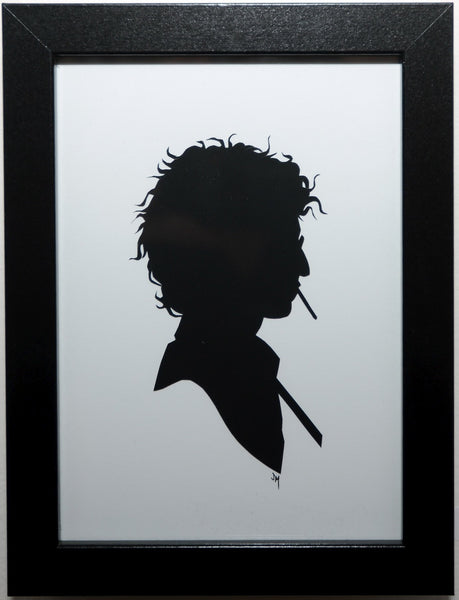 "96.  ""Bob Dylan"" by Jordan Monsell - Hero Complex Gallery"