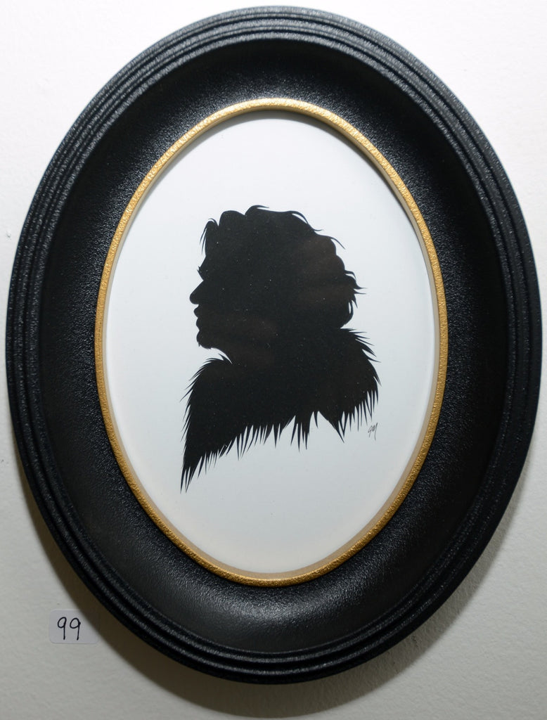 "99.  ""Jon Snow"" by Jordan Monsell - Hero Complex Gallery"
