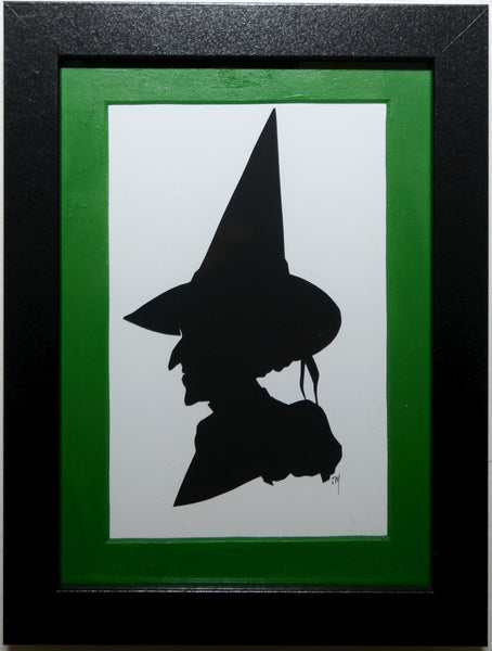 "146.  ""Wicked Witch"" by Jordan Monsell - Hero Complex Gallery"