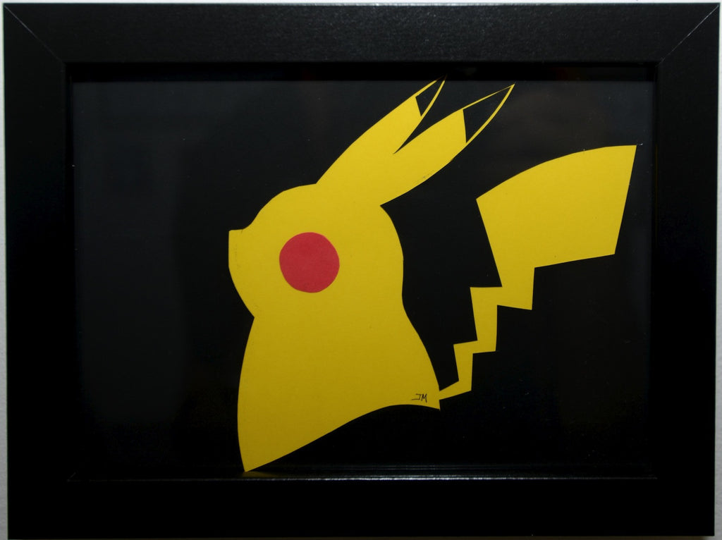 "187.  ""Pikachu"" by Jordan Monsell - Hero Complex Gallery"