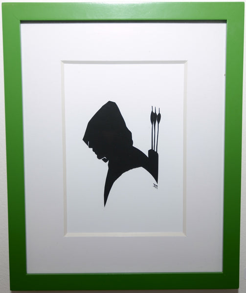 "213.  ""Arrow"" by Jordan Monsell - Hero Complex Gallery"